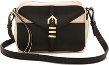 Linea Pelle Hayden Cross Body Bag - Lyst