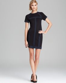 Marc By Marc Jacobs Dress Connie Color Block - Lyst