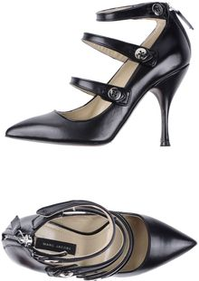 Marc Jacobs Pump - Lyst