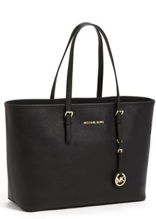 Michael by Michael Kors Saffiano Leather Tote - Lyst