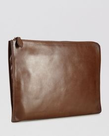 Ralph Lauren Polo Leather Folio - Lyst