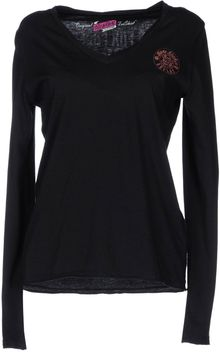 Replay Long Sleeve Tshirt - Lyst