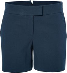 Theory Cotton Lynlie Shorts - Lyst