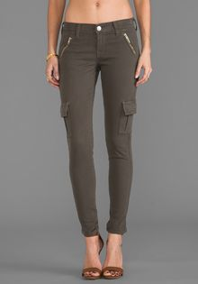 True Religion Casey Cargo in Army - Lyst