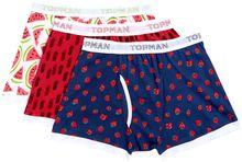 Topman Fruit 3 Pack Underwear - Lyst