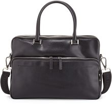 Ferragamo Los Angeles Briefcase Black - Lyst