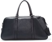 Zara Perforated Bowling Bag - Lyst