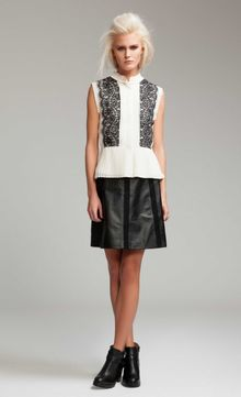 Temperley London Hemingway Top - Lyst