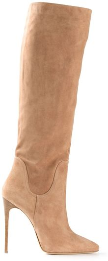 Gianmarco Lorenzi Knee Length Boots - Lyst