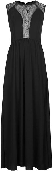 Topshop Desire Maxi Dress By Wyldr - Lyst