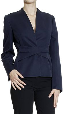 Dior Jackets Cady with Belt Fabric - Lyst
