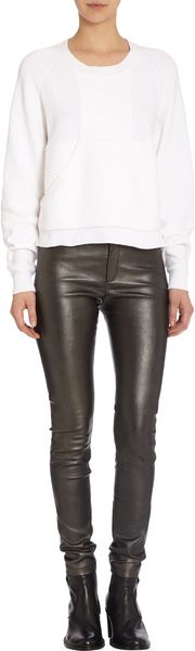 Theyskens' Theory Pohn Leggings - Lyst