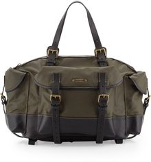 DSquared2 Multipocket Coated Duffel Bag Green - Lyst