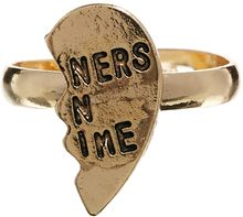 Asos Best Friends Partners in Crime Rings - Lyst
