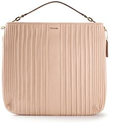 Coach Pintuck Cross Body Bag - Lyst