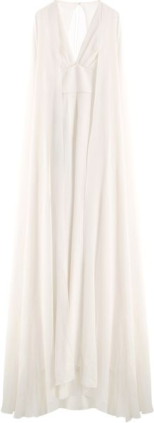 Elie Saab Bklss Jumpsuit With Train - Lyst