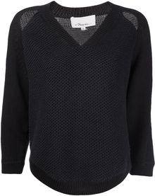 3.1 Phillip Lim Cut Out Pullover Sweater - Lyst
