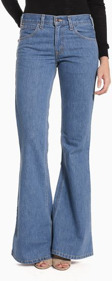 Levi's Vintage Clothing Bell Bottom Jeans - Lyst