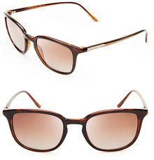 Gucci Polarized Wayfarer Sunglasses - Lyst