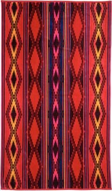 Pendleton, The Portland Collection Bright River Oversized Jacquard Towel - Lyst