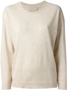 Zadig & Voltaire Kansas Knit Sweater - Lyst