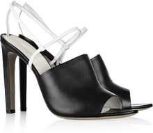 Alexander Wang Maryna Leather Sandals - Lyst