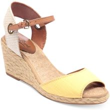 Lucky Brand Womens Kyndra Demi Wedge Sandals - Lyst
