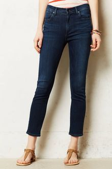Citizens Of Humanity Highrise Rocket Crop Jeans - Lyst