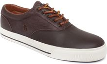 Ralph Lauren Polo Vaughn Saddle Sneakers - Lyst