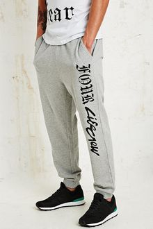 Cheap Monday 4 Ever Chill Sweat Pants in Grey - Lyst