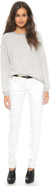 Zoe Karssen Basic Loose Fit Sweatshirt - Lyst