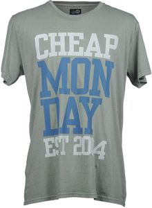 Cheap Monday Short Sleeve Tshirt - Lyst