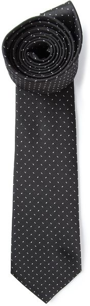Dior Homme Patterned Tie - Lyst