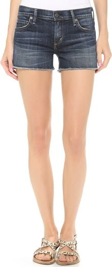 Citizens Of Humanity The Ava Shorts - Lyst