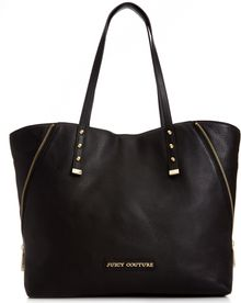 Juicy Couture Large Winged Tote - Lyst
