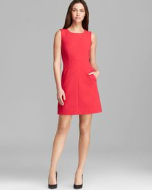 Diane Von Furstenberg Dress Carpreena Knit Mini - Lyst