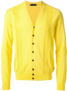 DSquared2 Paneled Cardigan - Lyst