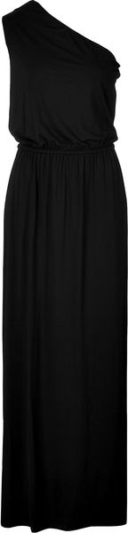 Rachel Zoe One Shoulder Maxi Drape - Lyst