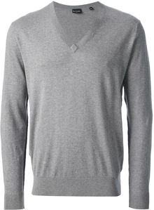 PS by Paul Smith Vneck Sweater - Lyst
