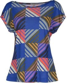 Etro Short Sleeve T-shirt - Lyst