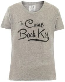 Zoe Karssen The Come Back Kid Tshirt - Lyst