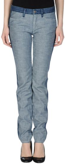 See By Chloé Denim Pants - Lyst
