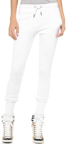 Zoe Karssen Basic Sweatpants - Lyst