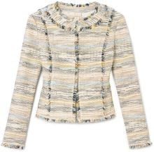 Tory Burch Greer Jacket - Lyst