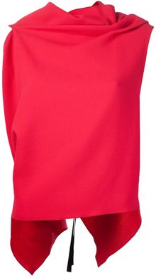 Roland Mouret Backless Top - Lyst