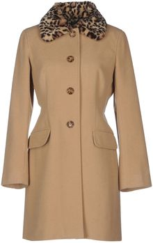 Moschino Cheap & Chic Coat - Lyst