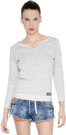 Superdry Reverse Loop Zip Sweatshirt - Lyst