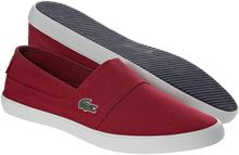 Lacoste Marice Lcr Canvas Slipon Shoes - Lyst