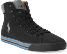 Ralph Lauren Polo Harvey Mid Top Sneakers - Lyst