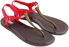 Hunter Original Tstrap Sandals - Lyst